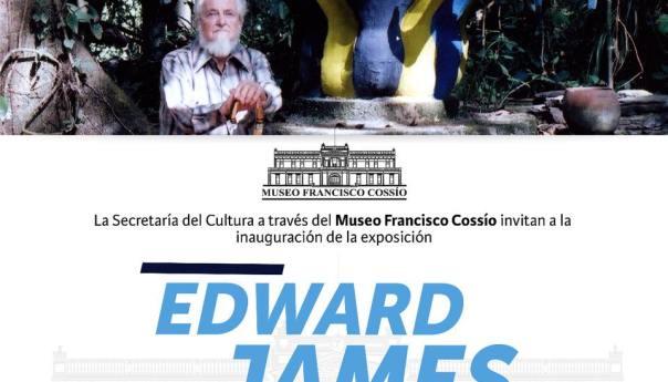 Exposición de Edward James en el Museo Francisco Cossío