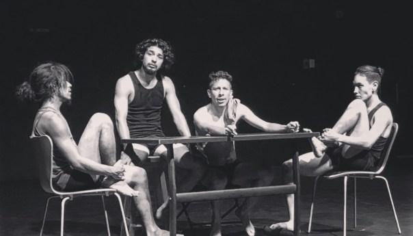 La Coreografa Daniela Saldierna estrenó pieza en la Black box del CEART