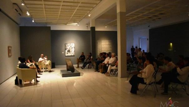 """Presentan el Libro de Arte """"Materia animada"""" de la artista María José de Simón Casuso en el Museo de Arte Contemporáneo"""