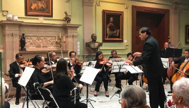 Concierto de primavera con la Camerata de San Luis