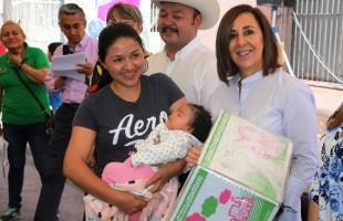 LVR entregó apoyos para fortalecer programas alimentarios en Ahualulco