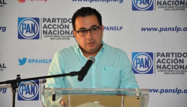 PAN nacional llama a la actuación de la juventud potosina