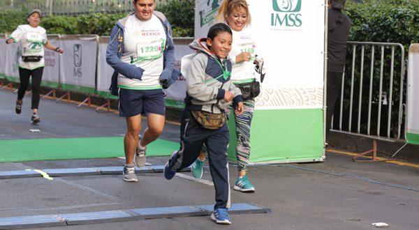IMSS recomienda actividad física para prevenir enfermedades crónicas degenerativas, obesidad, diabetes e hipertensión