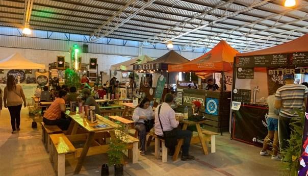 Expo agroalimentaria ofrece productos de calidad a los visitantes de FENAPO