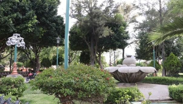 Rehabilita gobierno municipal más de 600 parques, jardines, plazas y áreas verdes en la ciudad
