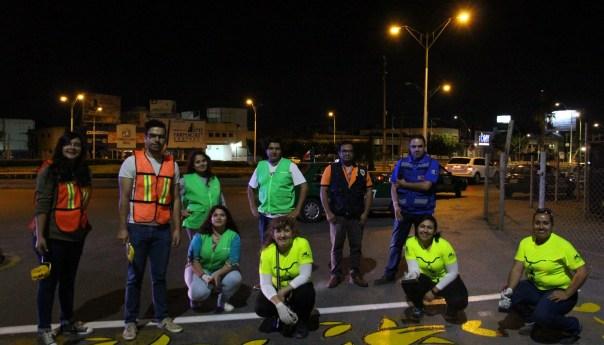 2° Cebratón Universitario promueve los Derechos de los Peatones