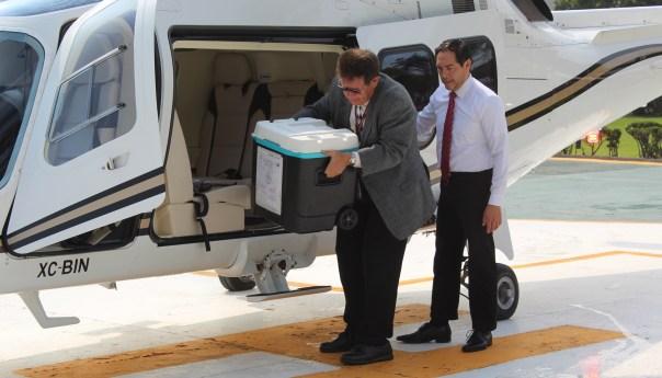 """Llega corazón con """"emergencia nacional"""" al Hospital General del CMN La Raza"""