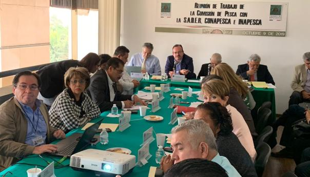 CONAPESCA propone reestructurar el Programa de Fomento a la Productividad Pesquera y Acuícola