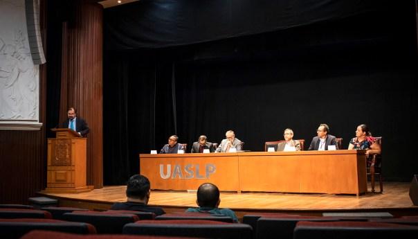 Arranca en la UASLP la 4ta edición del Mexican Workshop de Cálculo Fraccional