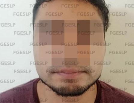 Agentes potosinos de la FGE detienen a presunto homicida buscado en Nuevo León