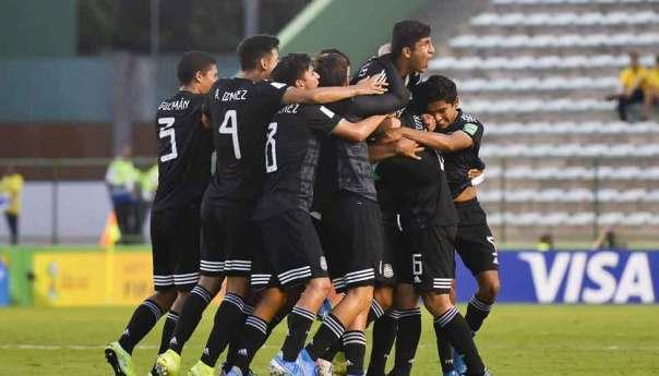 México avanza con drama a la final del Mundial sub 17