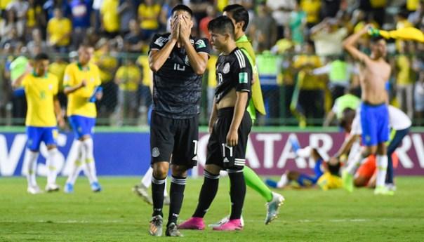 Brasil derrota a México y le arrebata el título del Mundial sub 17