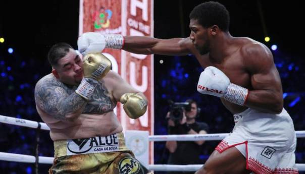Anthony Joshua destrona a Andy Ruiz