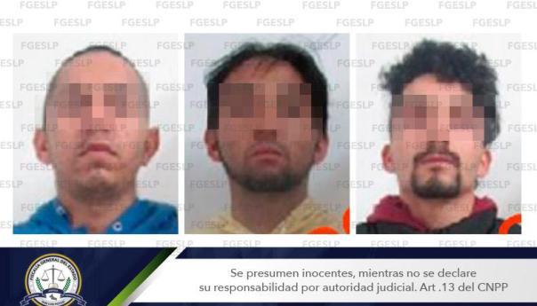 Por posesión de vehículo robado y droga fueron detenidos por la PDI tres sujetos en SGS