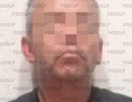 Por probable robo en un domicilio en SLP sujeto es detenido por la FGE