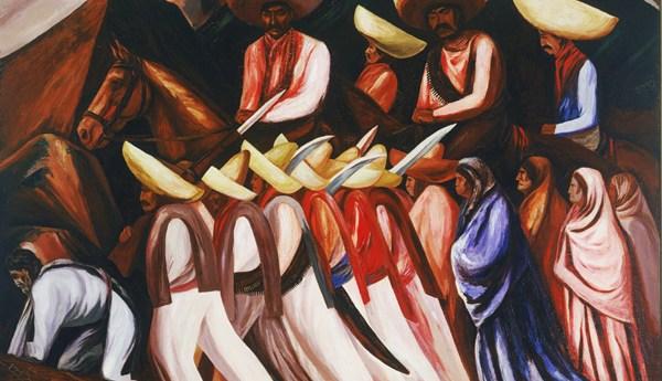 """""""Vida americana: los muralistas mexicanos rehacen el arte estadounidense, 1925–1945"""""""