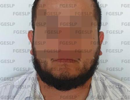Captura fiscalía a presunto responsable de robo a cuentahabiente en SLP