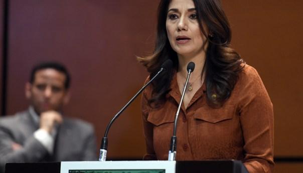 Necesario endurecer herramientas para superar la inconsciencia en transparencia que viven los entes públicos: Josefina Salazar Báez