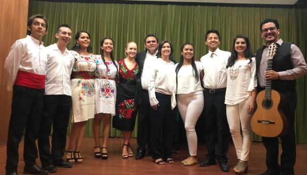 Recital poético musical en el Museo Francisco Cossío
