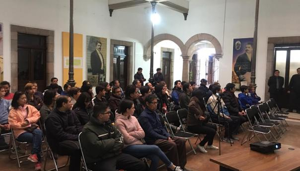 Conferencias en torno a la obra de Julián Carrillo