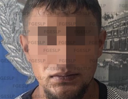 Hombre es detenido por FGE por presunto homicidio calificado en Zaragoza