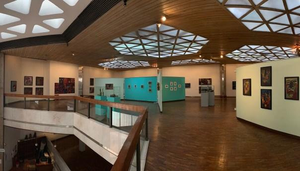 Recorridos guiados virtuales por las exposiciones vigentes en el Centro de Difusión Cultural del IPBA