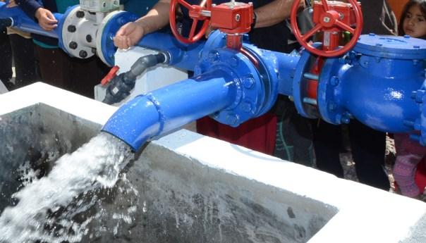 Coordinación ayuntamiento - INTERAPAS para garantizar abasto de agua
