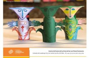 Surrealismo desde casa, ofrece el Museo Leonora Carrington SLP