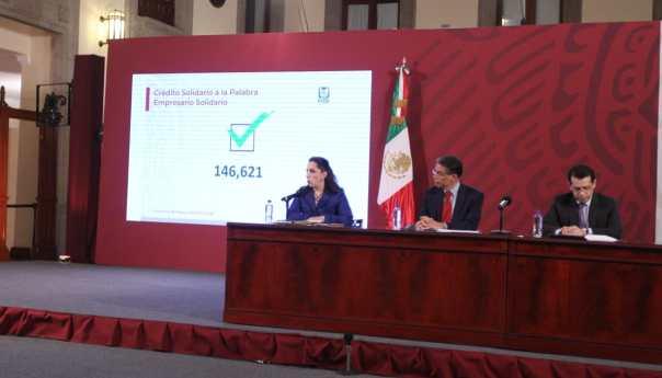 23 mil 717 trabajadores independientes podrán solicitar un Crédito Solidario a la Palabra: IMSS