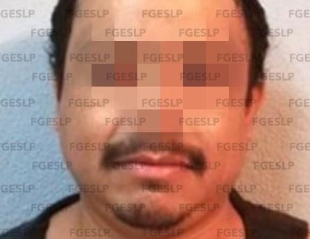 Capturó fiscalía a sujeto acusado de violación agravada de sus dos menores hijas en ciudad valles