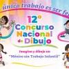 """Continúa abierta recepción de material para el concurso de dibujo """"un México sin trabajo infantil"""""""