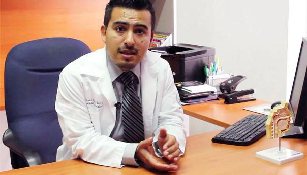 Tenemos que cambiar comportamientos para protegernos del Covid-19: Dr. Gad Gamed Zavala, docente de la Facultad de Medicina de la UASLP