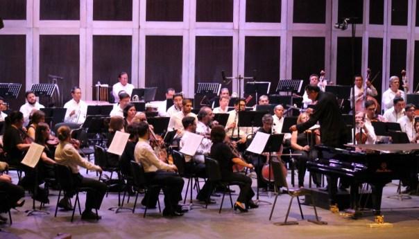 La Orquesta Sinfónica de San Luis Potosí el fin de semana por TV abierta