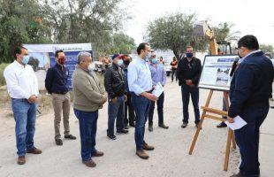 Arranca una obra más de pavimentación en la capital