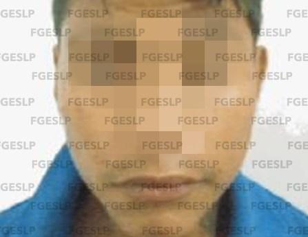 PDI detiene en flagrancia a presunto asaltante de taxista en SLP