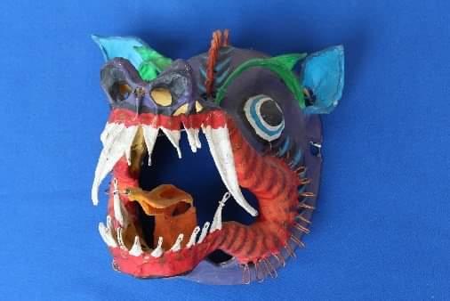 Máscaras de Cartón en el Museo Nacional de la Máscara