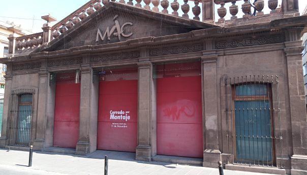 El MAC restringirá su acceso a niñas, niños y personas adultas mayores