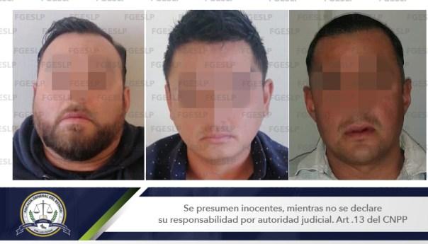 PDI arresta a tres hombres con droga y un vehículo sin placas