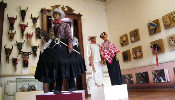El museo nacional de la máscara invita a conocer la riqueza y patrimonio de SLP