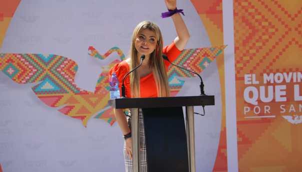 San Luis Potosí no está condenado a elegir entre los malos y los peores: Marvely Costanzo