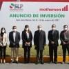 Slp 5to lugar en inversión extranjera durante el 2020