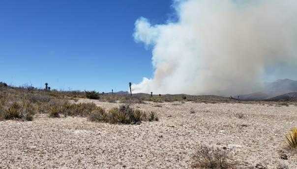Controlado al 100% incendio de villa de Guadalupe: CEPC