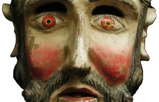 Máscaras del Marqués en el Museo de la Máscara
