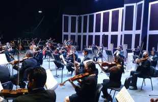 La OSSLP interpreta la Cuarta Sinfonía, de Beethoven, en concierto virtual en vivo