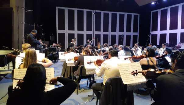 La Quinta Sinfonía, de Beethoven, con la OSSLP en YouTube