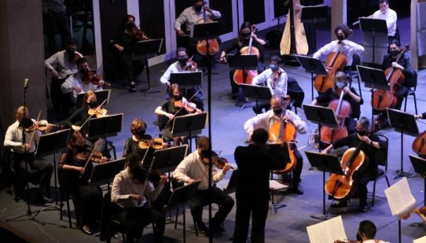 La OSSLP celebra su XXI Aniversario el jueves en el Teatro de la Paz