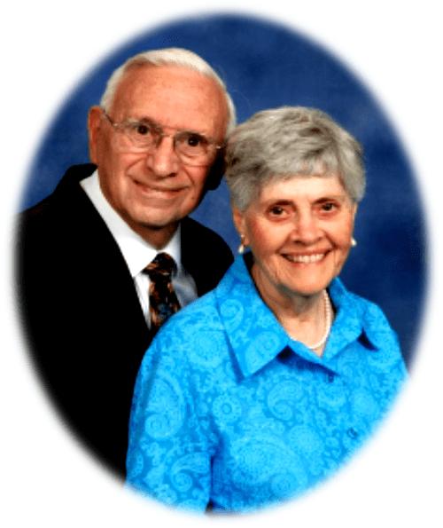 John & Madeline Raymond