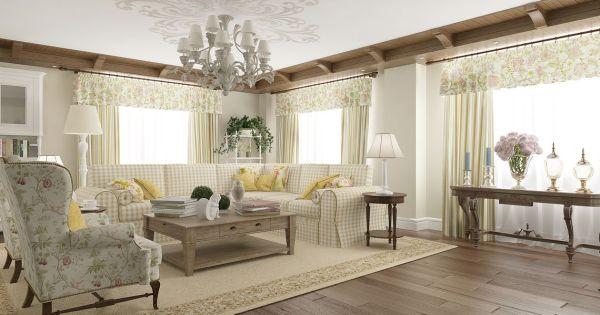 Стиль прованс в интерьере - особенности стиля и правила ...