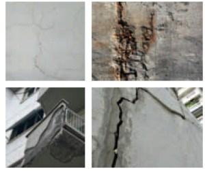 Systém na sanáciu betónu