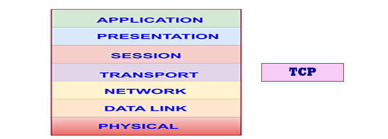 TCP and TCP/IP